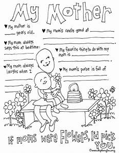 mommy coloring pages - mother 39 s day coloring pages skip to my lou
