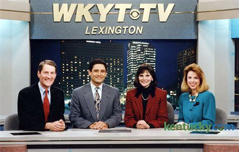 wkyt tv broadcasters  kentucky photo archive