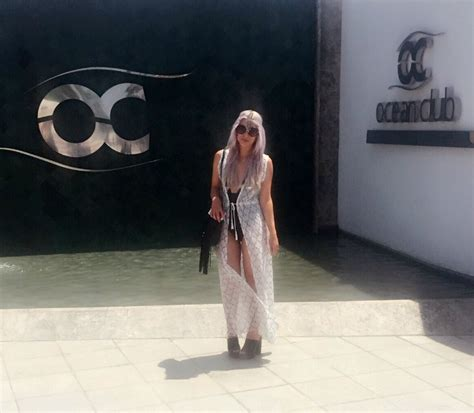 Outfit of the Day Ocean Club Marbella | Stylingo