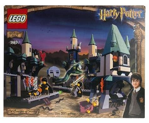 lego chambre de lego harry potter chamber of secrets most wanted