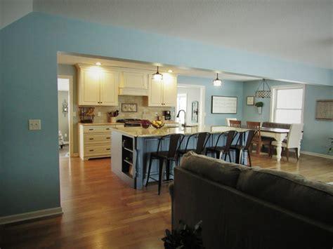 open concept kitchen remodel    lisa laker interiors
