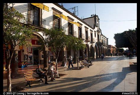 picturephoto main plaza parian tlaquepaque jalisco