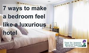 7 Easy Ways to Make Your Bedroom Feel Like a Luxurious Hotel