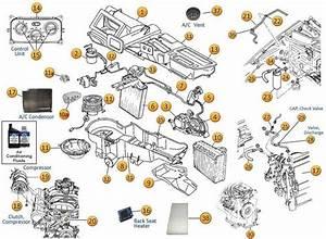 2002 Jeep Liberty Parts Diagram