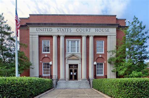 Court House - simons federal court house aiken south carolina sc