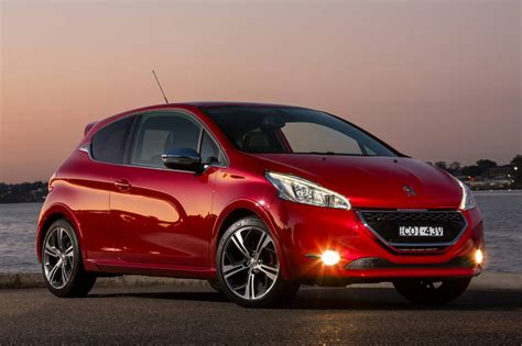 Foton Car Wallpaper Hd by Review Peugeot 208 Gti Review And Road Test