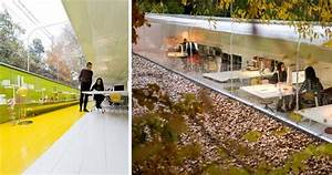 Selgas Cano Office Space - Modern Architecture