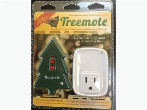 remote control christmas light switch treemote remote control your christmas tree no more