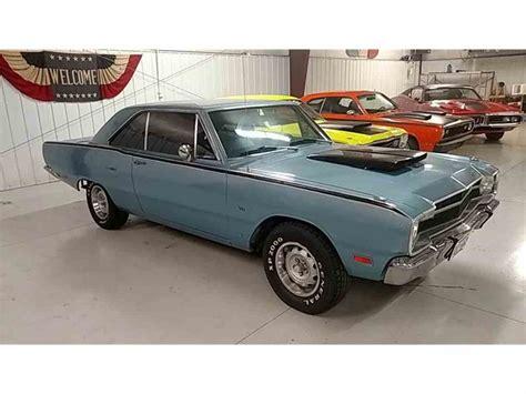 Classic Dodge Dart by 1969 Dodge Dart For Sale Classiccars Cc 931545