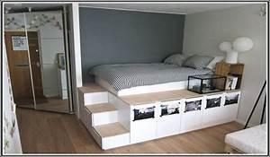 Stauraum Bett 120x200 : bett mit viel stauraum 120 200 wohndesign web ~ A.2002-acura-tl-radio.info Haus und Dekorationen