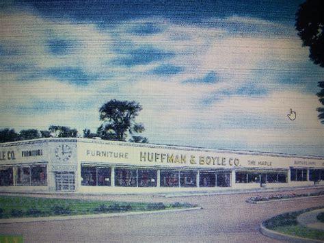 huffman boyle  furniture store  main st  rt