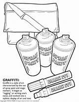 Coloring Hop Hip Gangsta Rap Graffiti Spray Hiphop Paint Colouring Dynamite Coloringbook Printable Adult Dance Getdrawings Pray Getcolorings Probably Universe sketch template