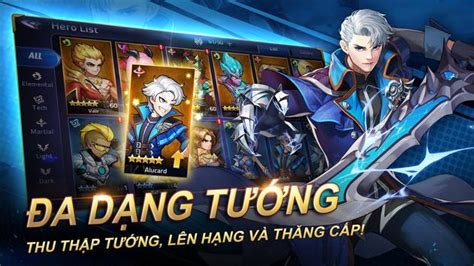 taichoi mobile legends adventure tren pc gia lap ldplayer