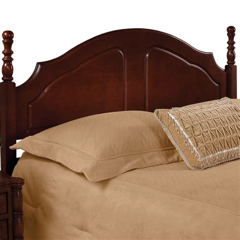 Sears Headboards And Footboards Queen by Hillsdale 200 49v Cleo Full Queen Headboard Cherry