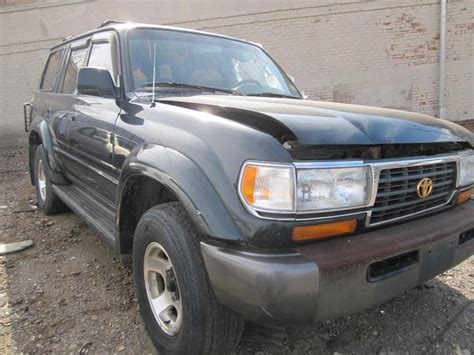Toyota Land Cruiser Parts by 1996 Toyota Land Cruiser Used Parts