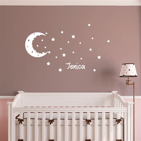 sticker chambre bébé beautiful stickers chambre bebe etoile photos lalawgroup