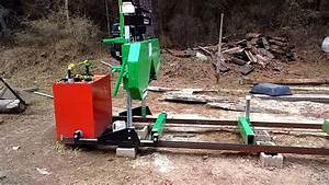 Awesome Harbor Freight Sawmill Upgrades