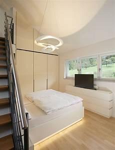 Kleiderschrank Tv Integriert : schlafzimmer 5 m bel b hler schorndorf ~ Lizthompson.info Haus und Dekorationen