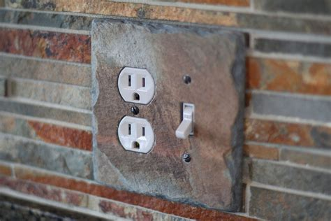 vermont slate switch plates light switch cover outlet