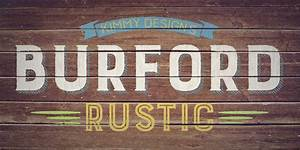 fontspring burford rustic fonts by kimmy design With rustic lettering alphabet