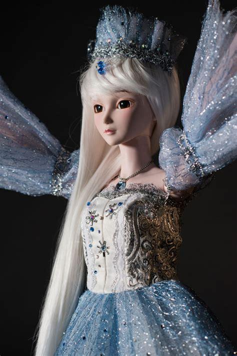 snow queen bjd  nutcracker   ballerina dolls
