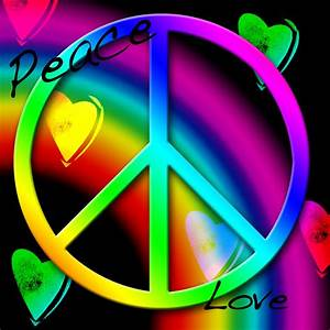 Love And Peace : peace and love by andres0803 on deviantart ~ A.2002-acura-tl-radio.info Haus und Dekorationen
