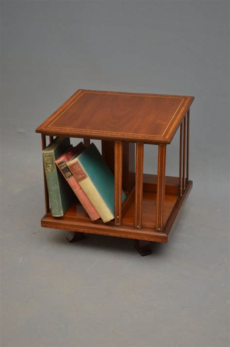 Table Top Bookcase by Attractive Table Top Revolving Bookcase Antiques Atlas