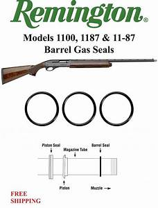 Remington 1100 Gas System Diagram