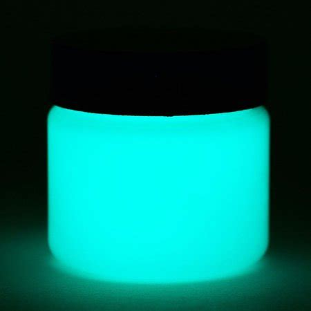 n glow 4 ounce neutral aqua glow in the acrylic paint variety of color options