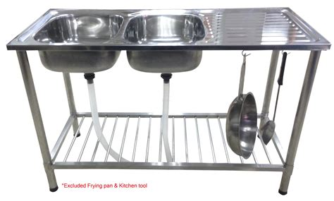 kitchen sink displays brand diy stainless steel end 9 22 2018 9 15 am 2673