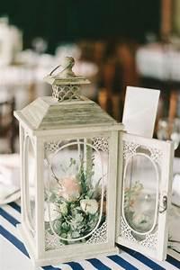 Vintage, Lantern, Centerpieces