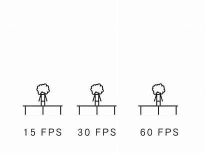 Fps 60 Comparison 60fps Animation Frame Per