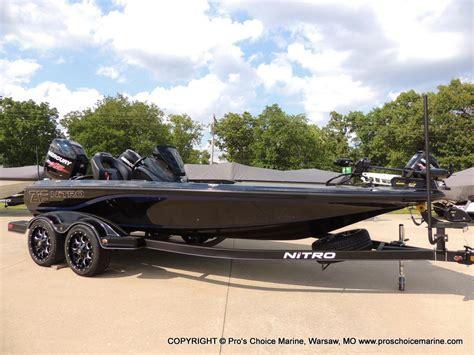 Ranger Bass Boat Blackout by For Sale New 2018 Nitro Z19 In Warsaw Missouri Boats