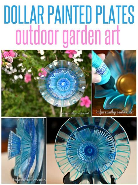 25 best ideas about glass plate flowers on