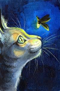 Firefly Cat