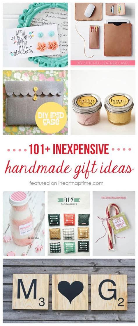homemade gift ideas       heart nap time