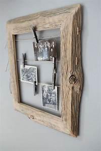 Foto Auf Holz Selber Machen : 1001 ideen wie sie einen originellen bilderrahmen selber machen bilderrahmen pinterest ~ Buech-reservation.com Haus und Dekorationen
