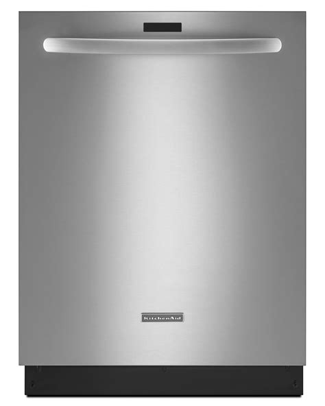 "Kitchenaid  Kdtm354dss  24"" Builtin 6cycle Dishwasher"