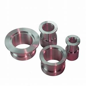 All-aluminum Iso Flange