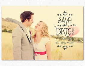 saving for a wedding wedding save the date ideas