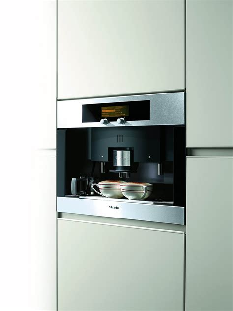 Perfectly combinable design with coffeeselect + autodescale for highest demands. Miele Built In Coffee Machine Parts | Reviewmotors.co