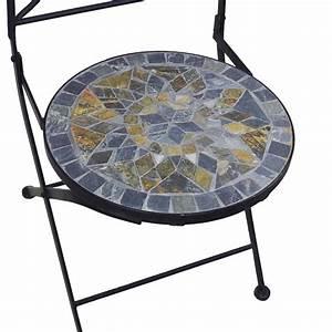 Mosaik Gartenmöbel Set : mosaik sitzgarnitur set 3 teilig gartenm bel set real ~ Watch28wear.com Haus und Dekorationen
