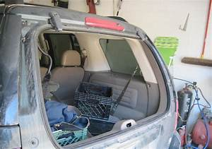 2002 Ford Explorer Rear Lift Gate Window Exploded  81 Complaints