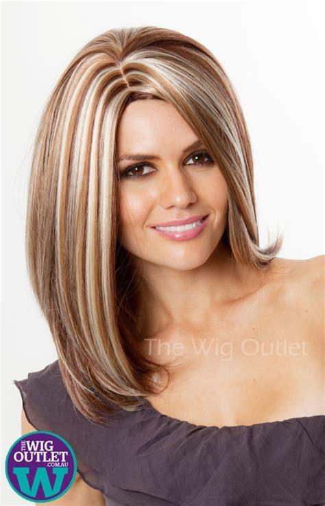 hair color streaks auburn and chunky streaks hair color cuts