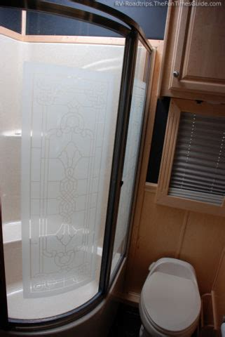 campground shower  rv shower    fun