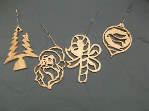 download scroll saw christmas ornaments for sale plans free