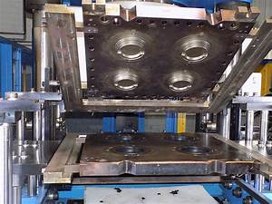 Injection Mold Press Transfer Molding Bruckman Rubber Co