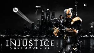 Game Deathstroke Injustice Wallpaper 1920x1080 - Cool PC ...