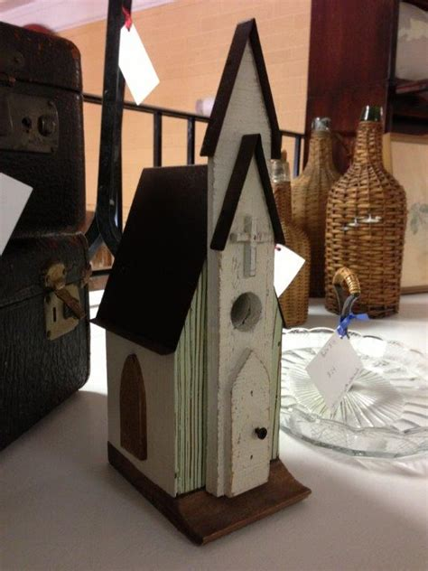 diy church birdhouse plans wooden  woodworking plans