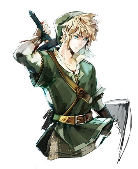 The Legend Of Zelda Images Link Wallpaper And Background